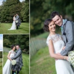Wedding day at Cornhill House Hotel