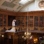 Wedding day at Royal College of Physicians Edinburgh